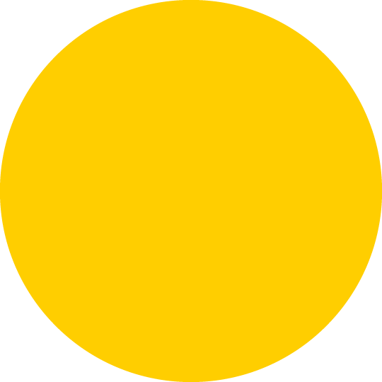 Round Yellow element
